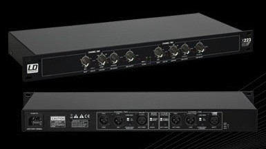 Produktvideo: LD Systems X223 Active Crossover